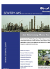 Cerex - Sentry-MS Mono-static Open Path Analyzer - Brochure
