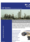 Cerex - UV Sentry Bi-static Open Path Analyzer - Brochure