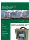 Cerex - Model Shepherd FTIR - Portable Multi-Gas Analyzer - Brochure