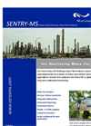 Cerex - Model Sentry-MS - Mono-Static Multi-Gas Open Path Analyzer - Brochure