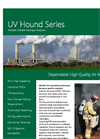 Model UV Hound Series - Portable UVDOAS Multi-Gas Analyzers - Brochure