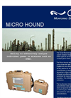 Cerex MicroHound Portable Multi-Gas Analyzer - Brochure
