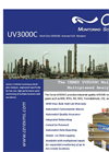 Cerex - Model UV 3000 C - Fixed Mount Multi-Gas Analyzer - Brochure
