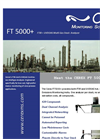 Cerex - Model FT5000+ Continuous Emissions Monitor - Brochure