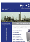 Cerex - Model FT 5000 - FTIR Multi-Gas Stack Analyzer - Brochure