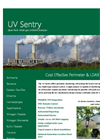 Cerex - Model Sentry-MS - Open Path Multi-gas UVDOAS Analyzer - Brochure