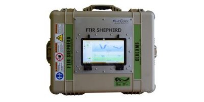 Cerex - Model Shepherd FTIR - Portable Multi-Gas Analyzer