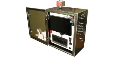 Cerex - Model UV 3000 C - Fixed Mount Multi-Gas Analyzer System