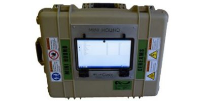 Cerex - Model UV MiniHound Series - Portable Multi-Gas Analyzer