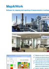 MapAtWork Software for Mapping and Reporting of Measurements in Workspaces Brochure