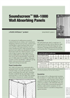 Soundscreen - Acoustical Panel Systems Brochure