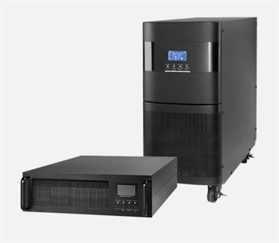 SPower - Model PII 1000 up to 10000 VA - Single Phase UPS System