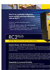 Model RC 2 PLUS - Portable Radiation Detector Brochure