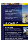 Model RC2W34-2 - Vehicle Radiation Detection Systems Brochure