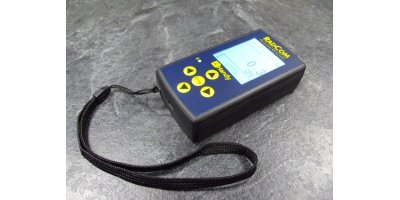 RHandy - Portable Fast Responding Radiation Detector