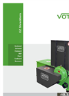 Votecs - EZ Shredders - Brochure