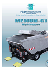 Medium - Model G1 - Refuse Collection Vehicles Brochure