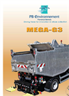 Mega - Model G3 - Refuse Collection Vehicles Brochure