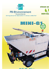 Mini - Model G1 - Refuse Collection Vehicles Brochure