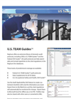 RegScan - U.S. Team Guides Software Brochure