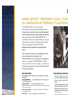 MINI-SHOE - Primary Seal for Aluminum IFRs – Brochure