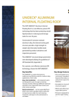 UNIDECK - Aluminum Internal Floating Roof – Brochure