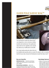 Custom Guage Pole–Guide Pole Sleeve Seal - Emissions Reduction Device – Brochure
