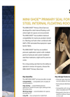 MINI-SHOE - Primary Seal for Steel IFRs – Brochure