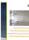 PIVOT MASTER - Floating Suction & Skimmer Systems – Brochure