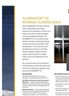 ALUMINATOR - RC - Internal Floating Roof – Brochure