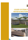 Geodesic - Dome for Water & Wastewater Tanks – Brochure
