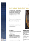 FLEX-A-SEAL - Secondary Seal – Brochure