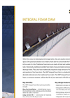 Fire Foam Dam – Brochure
