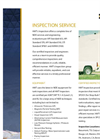 Inspection Service – Brochure