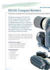 EP10A Compact Blower Brochure