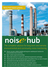 CR:245/3 Noise Monitor Datasheet