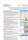 Streamline-ENV - Environmental Monitoring Software - Datasheet