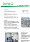 Pressure Increasing Station Brochure