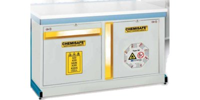 Model Combistorage Fire Type 90 - Combined Safety Storage Cabinets