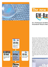 GW-Base - Model 8.0 - Professional and Efficient Groundwater Resource Management - Brochure