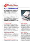 Hydrogen peroxide Monitor for Sterilization (HPVM) (H2O2) – Brochure