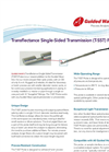 Transflectance Single-Sided Transmission (T-SST) Probe