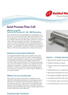 Axial Process Flow Cell Brochure