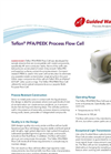 Teflon PFA / PEEK Process Flow Cells Brochure