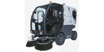 Advance  - Model RS 501 - Parking Lot Sweeper