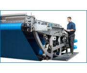 ANDRITZ SEPARATION launches new low-profile belt press: significant reduction in investment costs combined with further decrease in operating costs