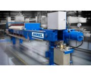 ANDRITZ SEPARATION presents new product series of filter presses driven by compressed air