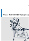 Helix Dryer Vacuum Contact Drying - Brochure