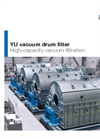 YU Vacuum Drum Filter Brochure