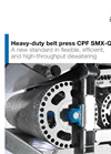 CPF Heavy Duty Belt Press - Brochure